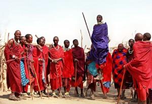 Tanzania Masaje