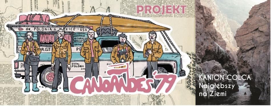 Projekt Canoandes'79